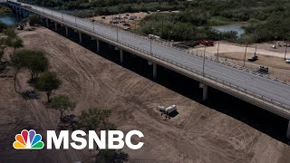 Del Rio Border Crossing To Reopen As Migrant Camp Cleared Of Asylum Seekers