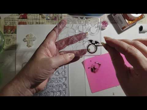Resin Crafting Fail - Ring Mold from Wish Part 1