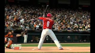 MLB 2K11 Game Reel PC Gameplay