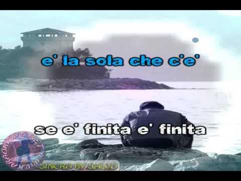 Edoardo De Crescenzo - Camminando (karaoke - fair use)