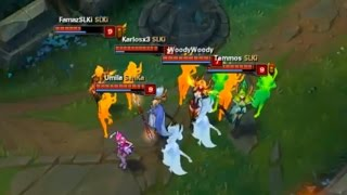 LoL Best Moments #129 Deleted (League of Legends)