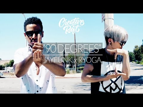 90 Degrees  JayFunk x Ryoga  Finger Tutting 4K