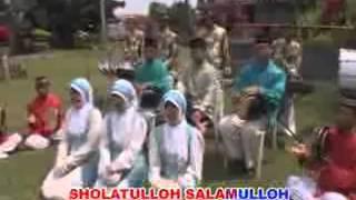 Download lagu SYUKUR sholawat wali songo MP3