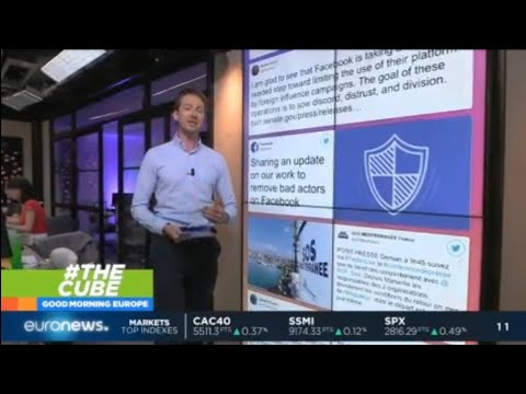 #TheCube | Facebook crackdown on fake accounts