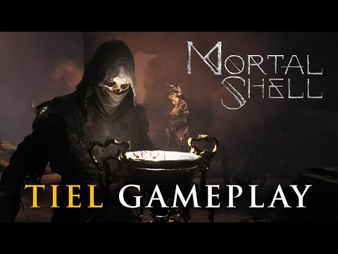 "10 Minutes of Mortal Shell Gameplay NEW CLASS ""Tiel"""