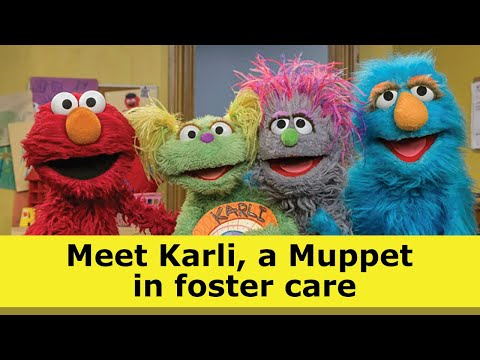 Ayers - Sesame Street Introduces New Character Whose Mom Has Addiction