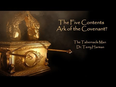 5 Contents of the Ark of the Covenant?