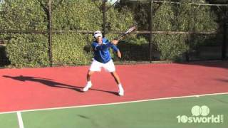 Fault & Fixes Forehand - Feeling of No Control