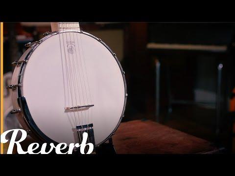 The Deering Banjo Company Goodtime Six Banjo Guitar | Reverb com