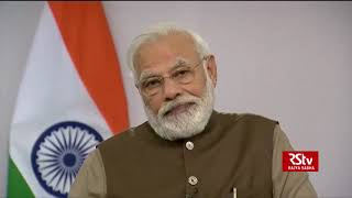 PM Modi speaks on 'Gloabalising Indian Thought'