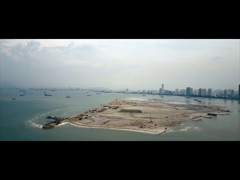 The Fishermen Of Penang vs. Land Reclamation