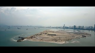 The Dangers Of Land Reclamation | Penang, Malaysia