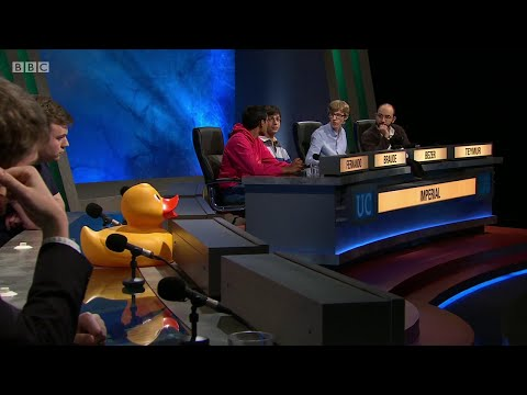 University Challenge S45E33  University of York vs Imperial College, London