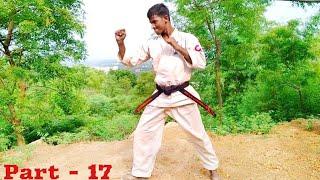 Online karate tranning part 17  Gedan kick  Shahabuddin karate