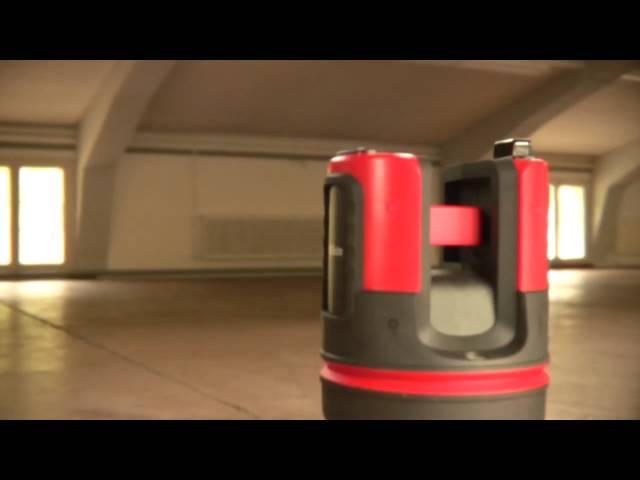 Leica 3D DISTO - Scan automatique