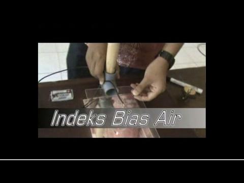 INDEKS BIAS - VIDEO MEDIA PEMBELAJARAN (TAKLAB, Teknil Laboratorium)