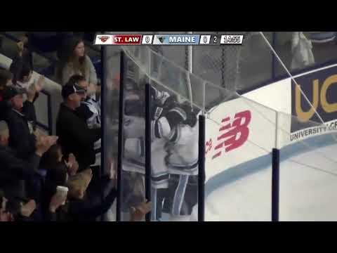 Highlights: Maine 3, SLU 1