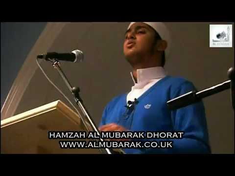NEW!!! ''Mere Aqa Mere Moula'' Hzrt Hassan Bin Thaabit R.A By Hamzah Al Mubarak Dhorat