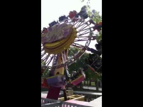 Chaos Ride- Fun Plex Omaha,NE
