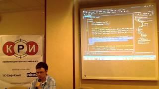 Разработка игр для Windows 8 с помощью HTML5 и JavaScript - Сергей Пугачев, Microsoft