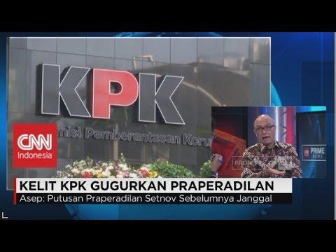 Haram Jika KPK Memperlambat Berkas Setya Novanto