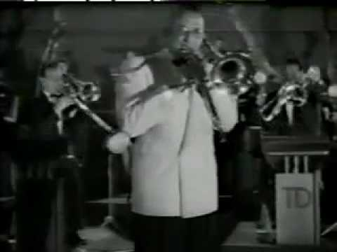 TOMMY DORSEY & ORCHESTRA - BOOGIE-WOOGIE - LIVE!