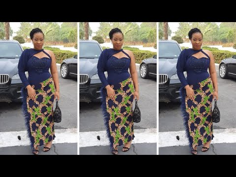 Collection of Ankara and Aso Ebi Lovely Styles 2020