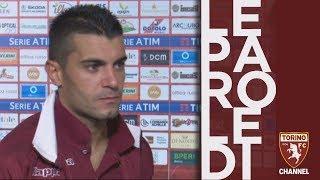 Iago Falque a Torino Channel