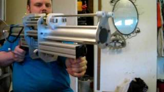 Test 3: Propane Tennis Ball Cannon #1