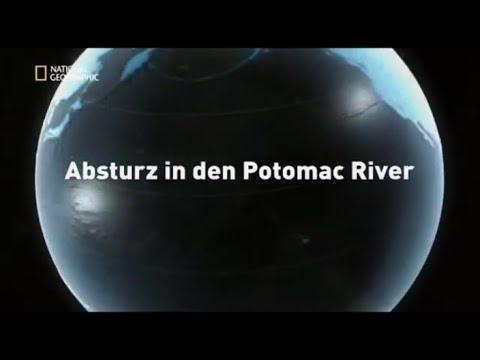 38 - Sekunden vor dem Unglück - Absturz in den Potomac River