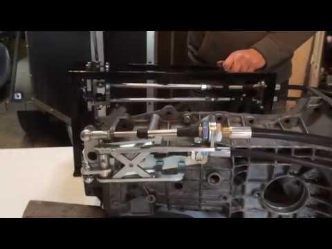 Lotus Europe Europa Montage levier de vitesses pour commande par câbles