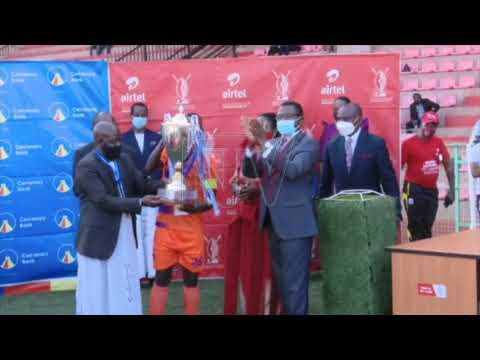 MASAZA CUP: Gomba beat Buddu 3-1 to win title