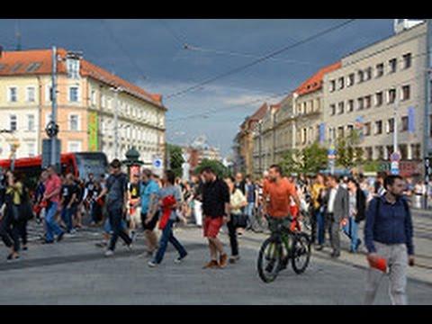 Bratislava, Slovakia City Tour-Plagues, Napoleon, and Soviet Domination