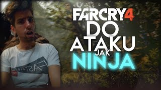 | FAR CRY 4 | CO-OP | DO ATAKU JAK NINJA | #06