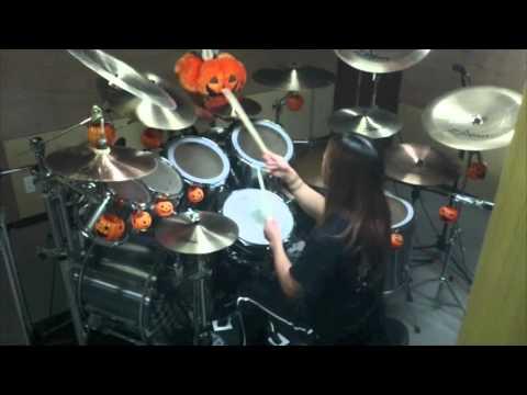 SOLE SURVIVOR drum cover