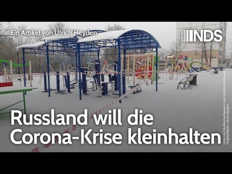 Russland will die Corona-Krise kleinhalten | Ulrich Heyden | NachDenkSeiten-Podcast | 01.04.2020