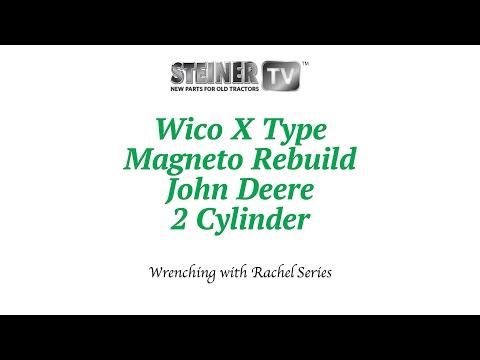 Magneto Rebuild On John Deere 2 Cylinder
