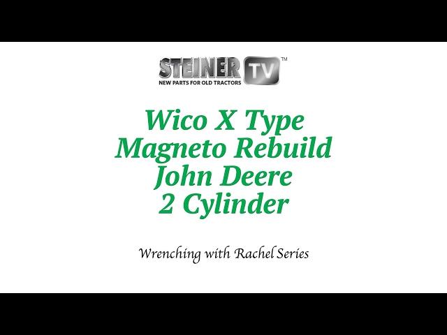 John Deere E Magneto Parts   John Deere Parts: John Deere