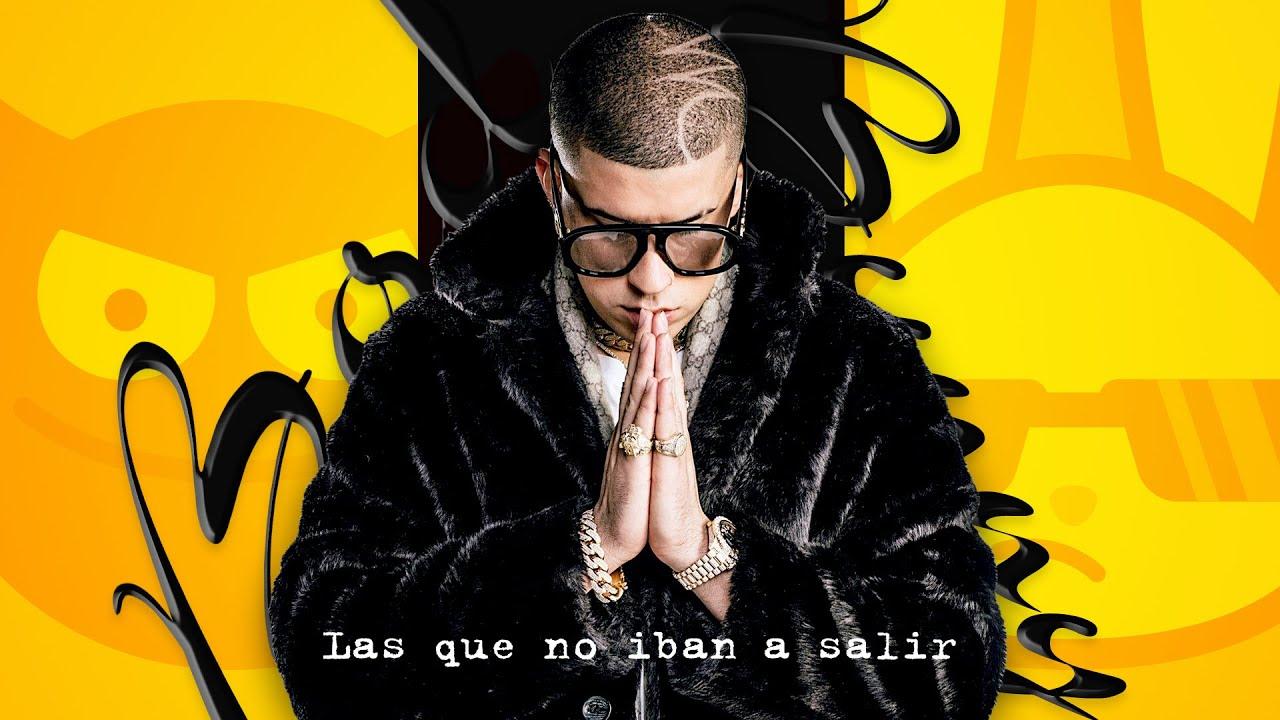 Bad Bunny Las Que No Iban A Salir New Album En Casita Feat Gabriela Ronca Freestyle Youtube