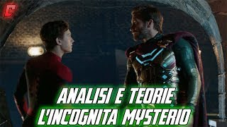 Spider-Man Far From Home Analisi e Teorie - L\'incognita Mysterio