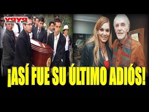Martha Mariana Castro habla por primera vez luego de la partida de Fernando Luján