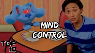 Top 10 Scary Blues Clues Theories