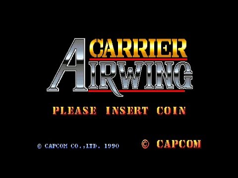 (Arcade) Carrier Airwing / US Navy - Completed 1 credit, 1cc 1080p60