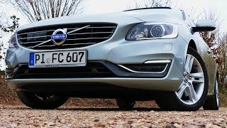 Testbericht VOLVO V60 D6 Plug-In Hybrid - Road Test Drive Video Review - EngineReport