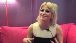 Pixie Lott would love to hear X Factor Jonny cover 'Boys and Girls'