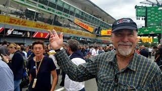 Paddock Club Monza F1 Grand Prix 2019 - Tom's Garage Season 2-E7. -' Italy Car Tour Part 1'