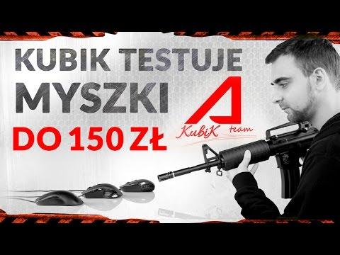 Myszka do CS:GO do 150 zł - Jaką kupić myszkę do gier? TOP 5: Listopad 2015