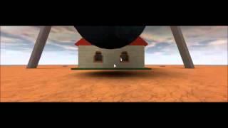 Wrecking Ball [Roblox Music Video]