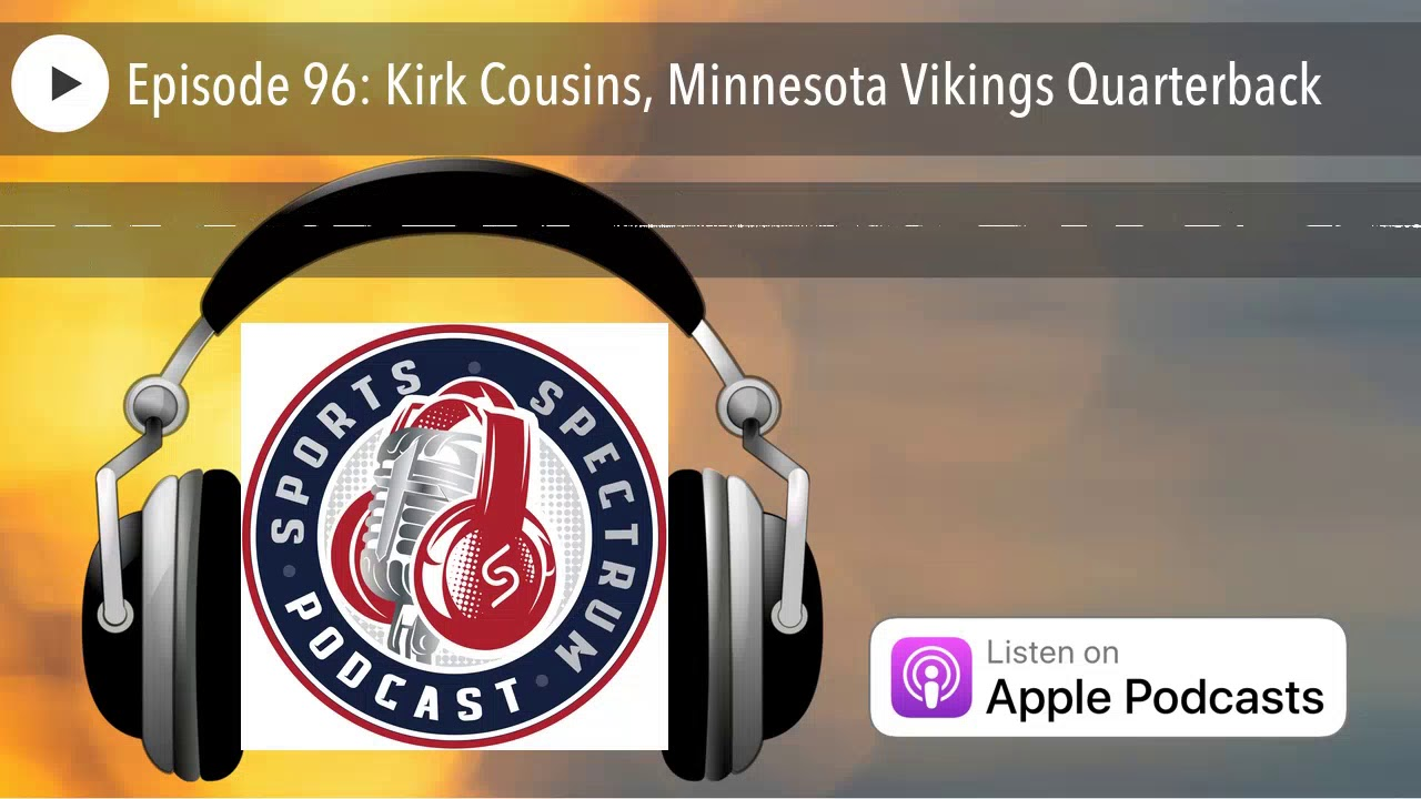 If Kirk Cousins is a second-tier QB, the Vikings will go far