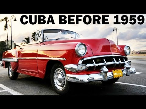 Traveling to Cuba | Cuba Before the Revolution: The Land and the People | 1950